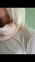 Hugo Boss Kleid Langarm. Größe S .Farbe: Pastel Orange