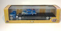 FANTASTIC M2 AUTO-HAULERS 1958 CHEVROLET LCF & 1957 BEL AIR & 1957 DODGE 700 COE