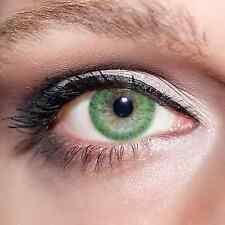 Grüne Kontaktlinsen farbige Jadegrüne Linsen Grün Gree Colour Contacts Lens;K102