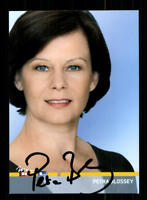 Petra Blossey Unter Uns Autogrammkarte Original Signiert # BC 123526