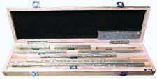Grade 2 Steel Gage Block Set - Long Sizes