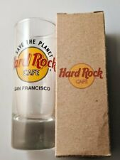New in Box - Hard Rock Cafe San Francisco Shot Glass - 4""
