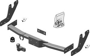 Brink Towbar for Toyota HiAce Van SWB / LWB 1995-2012 - Fixed Flange Tow Bar