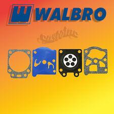 New Genuine Walbro D10-WTA Carburetor Diaphragm & Gasket Kit