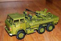 Modelik 15/07 - Geschütz ZU-23-2 auf Lkw Star 266   1:25 mit Lasercutteilen