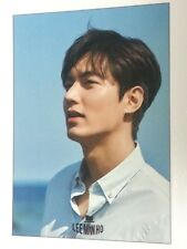Lee Min Ho MinHo Photo Posters 12 Pcs with Sticker Collection Bromide Poster