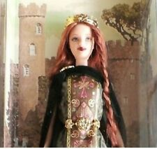 Princess of Ireland Barbie Dolls Of the World Collector Edition 2001 NISB