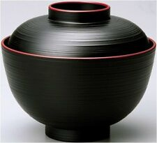 Japanese soup rice bowl with Lid NBK