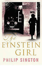 PHILIP SINGTON __ THE EINSTEIN GIRL __ BRAND NEW