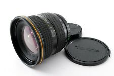 Tokina AF 20-35mm f/3.5-4.5 Wide Angle for Nikon w/Caps [Excellent++] From Japan