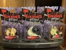 Mezco Cinema Of Fear Tiny Terrors Leatherface Jason Mezco Direct Exclusive Glow