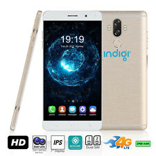 4G LTE 6.0in Android 7 Nougat Smartphone (GSM Unlocked + Octa-Core @ 1.3ghz)