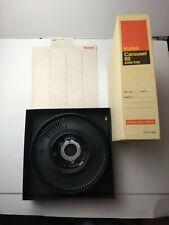 Kodak Carousel Slide Tray 80 Empty