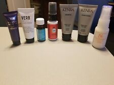 Lot of 7 Deluxe Hair Care Samples