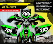 2009 2010 2011 2012  KXF 250 GRAPHICS KIT KAWASAKI KX250F KX F 250F MX   DECAL