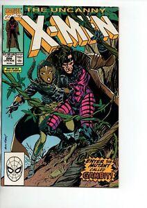 Uncanny X-Men #266 - 1st full appearance of Gambit
