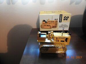 Caterpillar D2 Crawler Tractor 2003 NTTC - Spec Cast 1:16 Scale Model #CUST 773