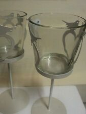 Candle holders set of 12pieces.