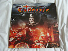 Vinyl Double Album: Christopher Lee : Charlemagne - The Omens Of Death Sealed