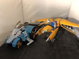 He-man MOTU 200x Masters of the Universe Battlehawk & Battle Tank