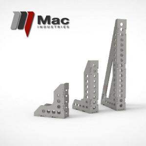 Weld True -PRO Slim Jim Starter Modular Square Kit Fixture Welding Table