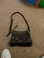 Brown Leather Bag By Clarks