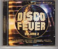 (HH465) Disco Fever, Volume 2, 19 tracks various artists - 2000 CD