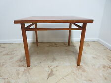 Vintage John Widdicomb Sherry Mid Century Lamp End Occasional Table