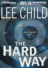 Lee Child Unabridged MP3 Audio Books
