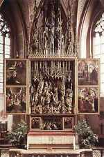 Pacher Michael St. Wolfgang ALTARPIECE stampa in A4