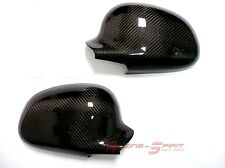 REAL GLOSSY CARBON FIBER SIDE MIRROR COVER FOR 92-96 HONDA CIVIC EG SEDAN &HATCH