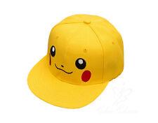 Venditore del Regno Unito POKEMON GO Berretto Da Baseball Cappello Unisex Pikachu taglia regolabile