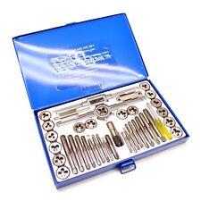 UNF / UNC imperial / af sae tap and die set 40pc kit / thread repair AT526