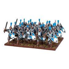 Basilean Men At Arms Regiment *Kings of War* Mantic Games
