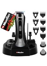 Mueller Grooming Kit For Men Wireless With Charging Dock