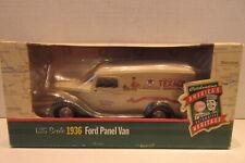ERTL Texaco 1936 Ford Panel Van 1/25 Scale 19485