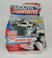 Transformers Animated Autobot Jazz Action Figure - Opened Box