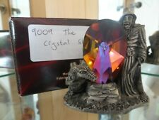 More details for myth & magic - 9009 the crystal shield - tudor mint limited edition wizard box !