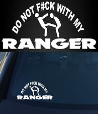 Ford RANGER Sticker funny Decal