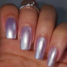 PEARL PURPLE Shiny Nail Polish 15ml indie 5-free handmade vegan cruelty-free