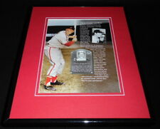 Stan the Man Musial Framed 11x14 Photo Display Cardinals