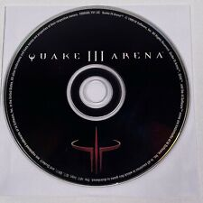 Quake III 3 Arena PC Game CD ROM Windows 95/98 1999 Disc Only