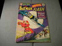 Brave And The Bold #67 (1966, DC) Batman Flash - Low Grade
