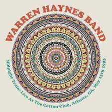 Warren Haynes Band-Midnight Train: Live At The Cotton Club, Atlanta, May 1 (2CD)