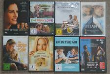 DVD-Pakete Kommödien, Liebesfilme, Musicals, Horror, Drama