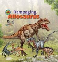 Rampaging Allosaurus (When Dinosaurs Ruled the Earth) by Dreaming, Tortoise, NEW