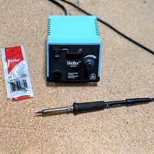 Weller WESD51D Digital Soldering Station Solder Iron w/ extra tip FREE SHIPPING