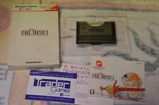 FINAL FANTASY II Wonderswan Color , Japanese Edition