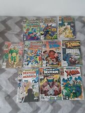 Marvel Comic Book Lot What If Cgc worthy Wolverine 9 13 19 23 29 32 33 36 37 43