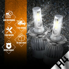 XENTEC LED HID Headlight Conversion kit H4 9003 6000K for 1993-1995 Mazda RX-7